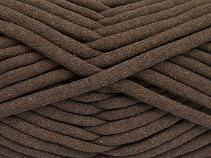 Fiber Content 60% Polyamide, 40% Cotton, Brand ICE, Dark Brown, fnt2-63421