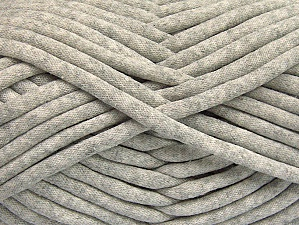 Fiber Content 60% Polyamide, 40% Cotton, Light Grey, Brand ICE, fnt2-63424