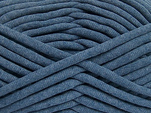 Fiber Content 60% Polyamide, 40% Cotton, Jeans Blue, Brand ICE, fnt2-63428