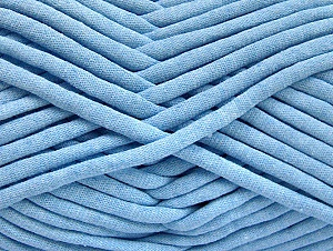 Fiber Content 60% Polyamide, 40% Cotton, Light Blue, Brand ICE, fnt2-63431