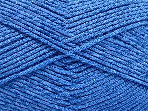 Vezelgehalte 50% SuperFine Acrylic, 50% SuperFine Nylon, Brand ICE, Blue, fnt2-63466