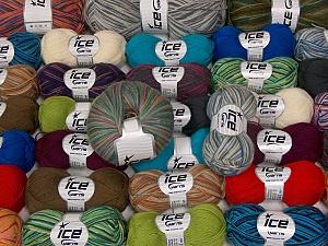 Sock Yarns  Brand ICE, fnt2-63541