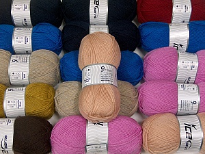 Favourite Wool  Fiber Content 50% Wool, 50% Acrylic, Brand ICE, fnt2-63671