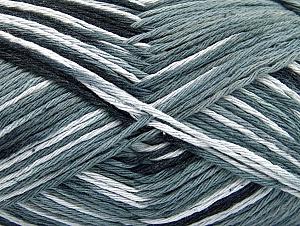 Περιεχόμενο ίνας 100% Βαμβάκι, White, Brand ICE, Grey, Black, fnt2-64030