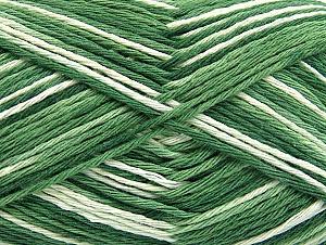 Περιεχόμενο ίνας 100% Βαμβάκι, Brand ICE, Green Shades, fnt2-64038