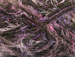 Fiber Content 40% Polyamide, 30% Wool, 30% Acrylic, Pink, Lilac, Brand ICE, Brown, fnt2-64162