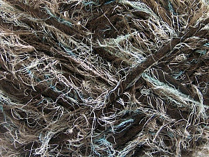 Fiber Content 40% Polyamide, 30% Acrylic, 30% Wool, Mint Dark Green, Brand ICE, Brown, fnt2-64163