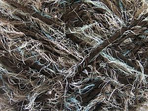 Περιεχόμενο ίνας 40% Πολυαμίδη, 30% Μαλλί, 30% Ακρυλικό, Mint Dark Green, Brand ICE, Brown, fnt2-64163