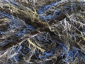 Περιεχόμενο ίνας 40% Πολυαμίδη, 30% Ακρυλικό, 30% Μαλλί, Yellow, Brand ICE, Dark Brown, Blue, fnt2-64165