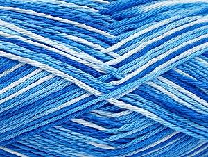Περιεχόμενο ίνας 100% Βαμβάκι, Brand ICE, Blue Shades, fnt2-64167