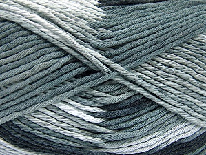 Contenido de fibra 100% Algodón, Brand ICE, Grey Shades, fnt2-64185