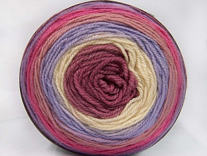 Fiber Content 70% Premium Acrylic, 30% Wool, Pink, Orchid, Lilac, Brand ICE, Yarn Thickness 3 Light  DK, Light, Worsted, fnt2-64223