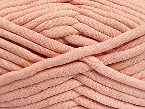 Fiber Content 60% Polyamide, 40% Cotton, Salmon, Brand ICE, Yarn Thickness 6 SuperBulky  Bulky, Roving, fnt2-64242