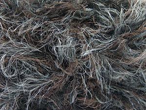 Fiber Content 90% Polyamide, 10% Acrylic, Brand ICE, Grey, Camel, Black, fnt2-64245