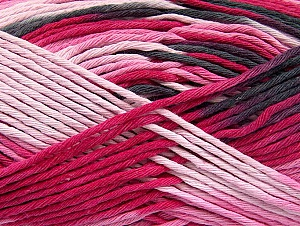 Contenido de fibra 100% Algodón, Pink Shades, Brand ICE, Black, fnt2-64454