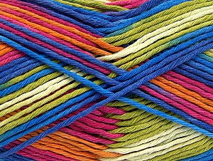 Fiber Content 100% Cotton, White, Pink, Orange, Brand ICE, Green, Blue, fnt2-64456