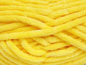 Περιεχόμενο ίνας 100% Micro Fiber, Yellow, Brand Ice Yarns, fnt2-64516