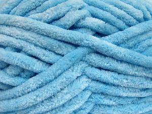 Περιεχόμενο ίνας 100% Micro Fiber, Brand Ice Yarns, Baby Blue, fnt2-64523
