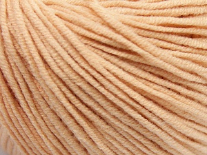 Fiber Content 50% Cotton, 50% Acrylic, Light Salmon, Brand Ice Yarns, fnt2-64635