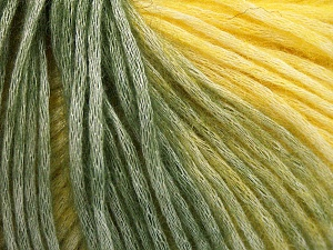 Modal is a type of yarn which is mixed with the silky type of fiber. It is derived from the beech trees. Fiber Content 74% Modal, 26% Wool, Yellow, Khaki, Brand Ice Yarns, Yarn Thickness 3 Light DK, Light, Worsted, fnt2-64810