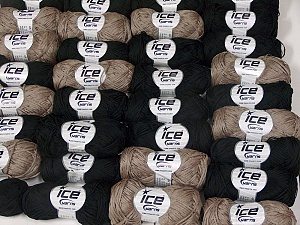 Violino This mixed lot includes a total of 2000 gr (70.5 oz.) yarn. There is no standard for ball weight. Also disregard any information on the labels. You will get what you see in the photo. Brand Ice Yarns, fnt2-64853