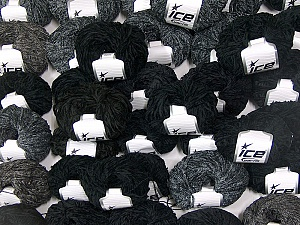 Amigurumi Chenille This mixed lot includes a total of 2000 gr (70.5 oz.) yarn. There is no standard for ball weight. Also disregard any information on the labels. You will get what you see in the photo. Fiber Content 100% Polyester, Brand Ice Yarns, fnt2-64892
