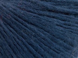 Fiber Content 40% Polyamide, 30% Extrafine Merino Wool, 30% Cotton, Navy, Brand Ice Yarns, fnt2-64939