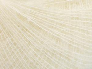 Fiber Content 50% Polyamide, 40% Baby Alpaca, 10% Merino Wool, Brand Ice Yarns, Ecru, fnt2-64966