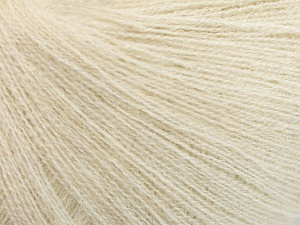 Fiber Content 64% Superwash Extrafine Merino Wool, 20% Cashmere, 16% Elite Polyester, Brand Ice Yarns, Cream, fnt2-65007