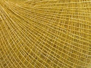 Περιεχόμενο ίνας 50% Πολυαμίδη, 40% Baby Αλπακά, 10% Μαλλί Μερινός , Olive Green, Brand Ice Yarns, Yarn Thickness 0 Lace  Fingering Crochet Thread, fnt2-65042