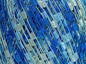Trellis  Περιεχόμενο ίνας 100% Πολυεστέρας, Brand Ice Yarns, Blue Shades, Yarn Thickness 5 Bulky  Chunky, Craft, Rug, fnt2-65063