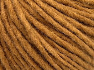 Fiber Content 50% Merino Wool, 25% Alpaca, 25% Acrylic, Brand Ice Yarns, Dark Gold, fnt2-65080