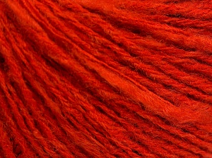 Fiber Content 50% Wool, 50% Acrylic, Orange, Brand Ice Yarns, fnt2-65114