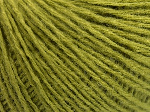 Vezelgehalte 85% Acryl, 15% Wol, Light Green, Brand Ice Yarns, fnt2-65133