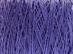 Περιεχόμενο ίνας 70% Βισκόζη, 30% Πολυαμίδη, Purple, Brand Ice Yarns, fnt2-65236