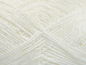 Fiber Content 70% Acrylic, 30% Polyamide, White, Brand Ice Yarns, fnt2-65249