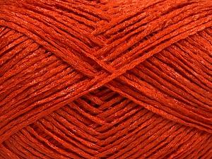 Fiber Content 70% Acrylic, 30% Polyamide, Brand Ice Yarns, Dark Orange, fnt2-65251