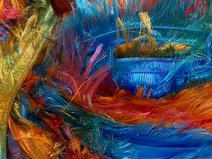 Fiber Content 100% Polyamide, Rainbow, Brand Ice Yarns, fnt2-65301
