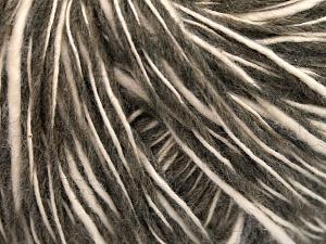 Fiber Content 55% Cotton, 45% Acrylic, Khaki, Brand Ice Yarns, Cream, fnt2-65322