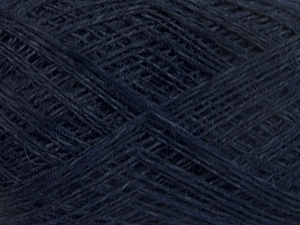Fiber Content 50% Acrylic, 50% Cotton, Navy, Brand Ice Yarns, fnt2-65336