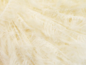 Wool  Vezelgehalte 45% Polyamide, 40% Wol, 15% Viscose, Brand Ice Yarns, Cream, fnt2-65346