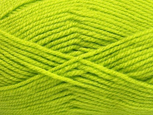 Vezelgehalte 100% Acryl, Light Green, Brand Ice Yarns, fnt2-65376