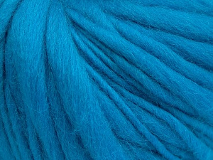Fiber Content 100% Wool, Turquoise, Brand Ice Yarns, fnt2-65386