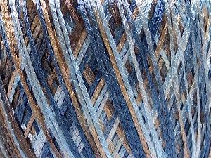 Fiber Content 100% Polyamide, Brand Ice Yarns, Brown Shades, Blue Shades, fnt2-65396
