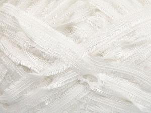 Fiber Content 100% Acrylic, White, Brand Ice Yarns, fnt2-65438