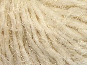 Fiber Content 50% Polyamide, 30% Wool, 20% Acrylic, Brand Ice Yarns, Cream, fnt2-65461