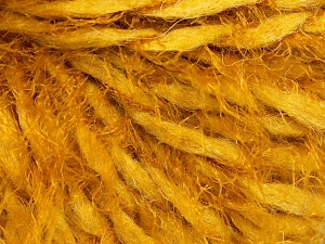 Fiber Content 50% Polyamide, 30% Wool, 20% Acrylic, Brand Ice Yarns, Gold, fnt2-65462