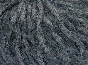 Vezelgehalte 50% Polyamide, 30% Wol, 20% Acryl, Brand Ice Yarns, Grey, fnt2-65465