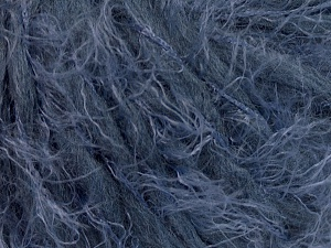 Fiber Content 50% Polyamide, 30% Wool, 20% Acrylic, Brand Ice Yarns, Dark Blue, fnt2-65467