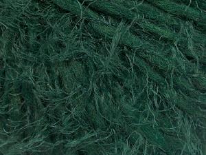 Vezelgehalte 50% Polyamide, 30% Wol, 20% Acryl, Brand Ice Yarns, Emerald Green, fnt2-65468